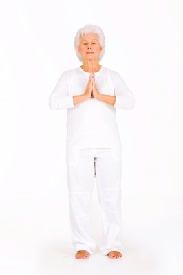 elderly woman yoga freedigitalimages.net ambro