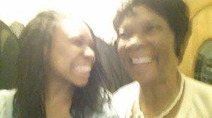 Mum and Jameela