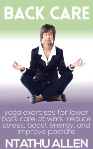 Back Care Yoga Exercises Kindle book