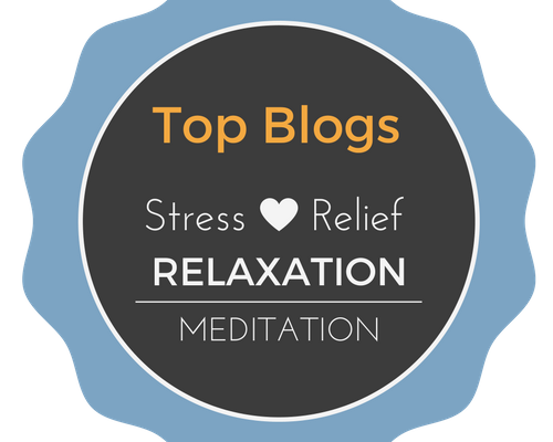 We Made the List! IN the Top 50 Best Stress Relief Blogs!