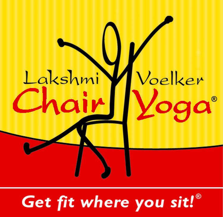 Lakshmi Voelker Chair Yoga